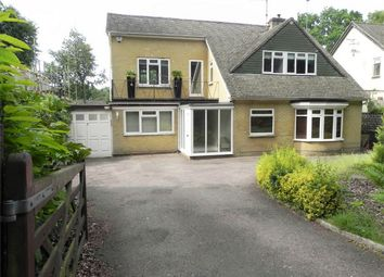 Thumbnail 4 bed detached house to rent in Old Bisley Road, Frimley, Surrey