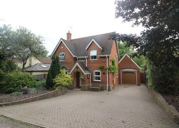 Thumbnail 4 bed detached house for sale in London Lane, Minety, Malmesbury