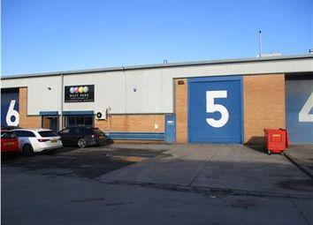 Thumbnail Light industrial to let in Unit 5 Blackburn Industrial Estate, Enterprise Way, Sherburn In Elmet, Leeds