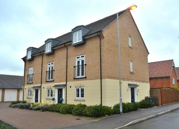 Thumbnail 4 bed end terrace house to rent in Elm Road, Dunmow