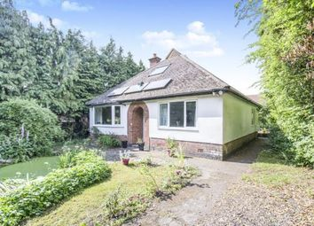 Thumbnail 3 bed bungalow for sale in Leicester Road, Markfield, Leicester, Leicestershire