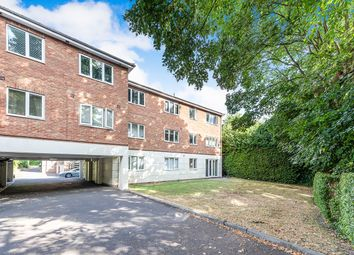 Thumbnail 2 bed flat for sale in The Crescent, Belmont, Sutton