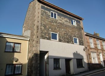 Thumbnail 2 bed flat to rent in 16 Higher Fore Street, Redruth, Cornwall