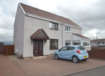 Thumbnail 2 bed semi-detached house to rent in Milne Park Road, Bannockburn, Stirling