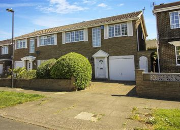 Thumbnail 4 bed semi-detached house to rent in Moor Close, North Shields, Tyne And Wear