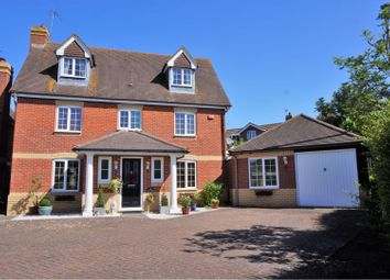 Thumbnail 4 bed detached house for sale in Dart Drive, Didcot