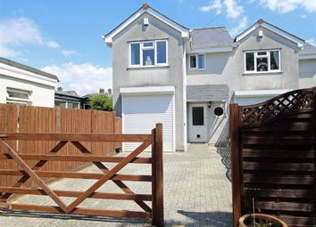 Thumbnail 3 bed semi-detached house for sale in Stott Close, Efford, Plymouth