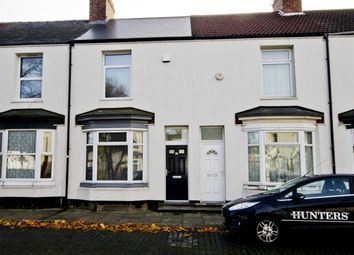 Thumbnail 3 bedroom terraced house for sale in Ross Street, Middlesbrough