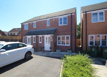 Thumbnail 3 bed semi-detached house for sale in Claybrookes Lane, Binley, Coventry