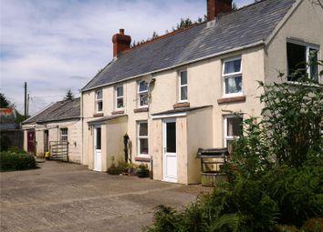Thumbnail Farm for sale in Bwlch Y Pant, Rhosfach, Clynderwen, Pembrokeshire