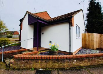 Thumbnail 2 bed bungalow for sale in Jenner Mead, Chelmsford, Essex