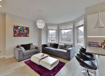 Thumbnail 3 bedroom flat for sale in Fordwych Road, London