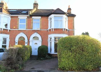Thumbnail 4 bed end terrace house for sale in Hazeldene Road, Goodmayes, Essex