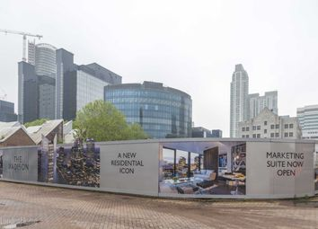 Thumbnail 2 bed flat for sale in The Madison, Canary Wharf, London