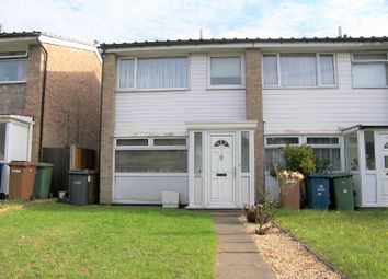 Thumbnail 2 bedroom end terrace house to rent in Winkley Court, Eastcote Lane, Harrow