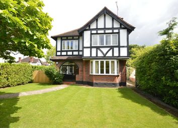 Thumbnail 4 bed detached house for sale in Hersham Road, Walton-On-Thames