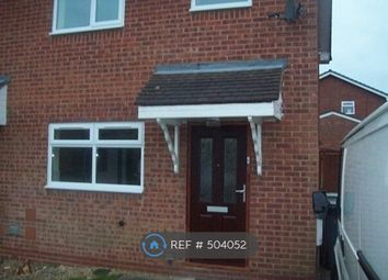 Thumbnail 3 bed semi-detached house to rent in Bilbury Close, Redditch