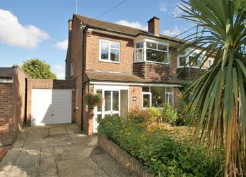 Thumbnail 4 bed semi-detached house for sale in Proctors Way, Bishop's Stortford