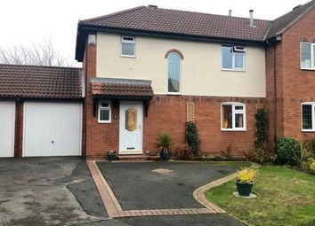 Thumbnail 3 bed semi-detached house for sale in Gawsworth Close, Alsager, Stoke-On-Trent, Cheshire