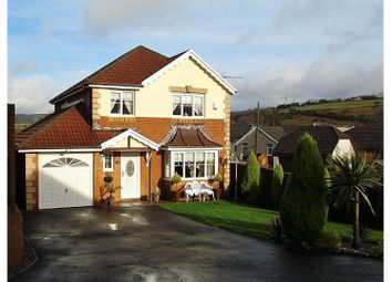 4 bed detached house for sale in Swyn Y Nant, Tonyrefail, Porth CF39