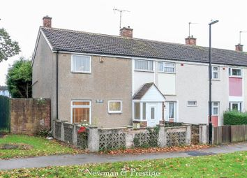 Thumbnail 3 bed end terrace house for sale in Farmside, Willenhall, Coventry