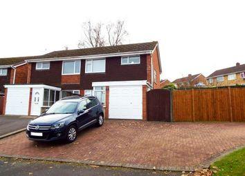 Thumbnail 3 bed semi-detached house for sale in Helston Close, Stourbridge, West Midlands
