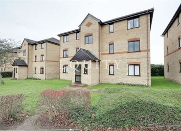 Thumbnail 2 bed flat for sale in Woodfield Close, Enfield