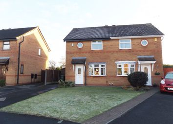 Thumbnail 2 bed semi-detached house for sale in Grantham Crescent, St. Helens