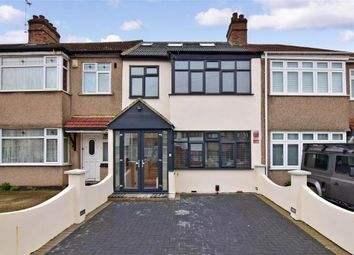 Thumbnail 4 bed terraced house for sale in Rushden Gardens, Clayhall, Ilford, Essex