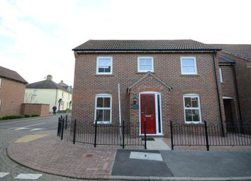 Thumbnail 4 bed detached house to rent in Rowner Crescent, Sherfield-On-Loddon, Hook
