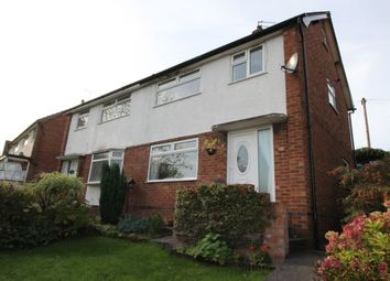 Thumbnail 3 bed semi-detached house for sale in St. Christophers Drive, Romiley, Stockport