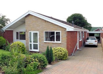 Thumbnail 3 bed detached bungalow for sale in Maes Cantaba, Ruthin