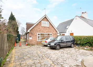 Thumbnail 3 bed detached bungalow for sale in Molesey Road, Walton-On-Thames, Surrey