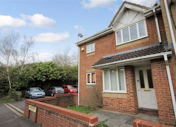 Thumbnail 1 bedroom end terrace house for sale in Barnum Court, Rodbourne, Swindon