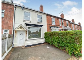 Thumbnail 3 bed terraced house for sale in Hamstead Road, Birmingham