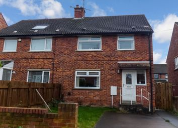 3 bed semi-detached house for sale in Abbots Way, Morpeth NE61