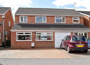Thumbnail 3 bed semi-detached house for sale in Lambert Road, St Johns, Worcester