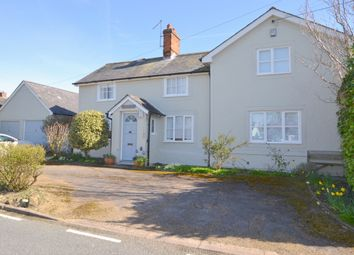 Thumbnail 3 bed detached house for sale in Dyers End, Stambourne, Halstead