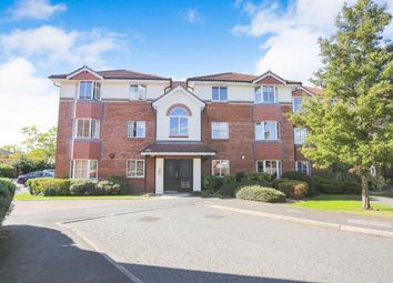 Thumbnail 2 bed flat for sale in Tiverton Drive, Wilmslow, Cheshire, .