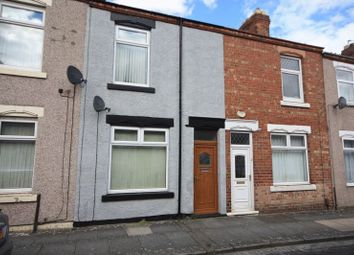 Thumbnail 2 bed terraced house to rent in Brougham Street, Harrowgate Hill, Darlington