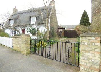 Thumbnail 4 bed detached house for sale in Gracious Street, Whittlesey, Peterborough, Cambridgeshire