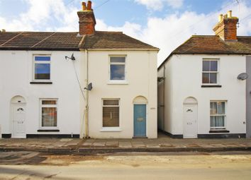 Thumbnail 2 bedroom end terrace house for sale in Hollow Lane, Canterbury