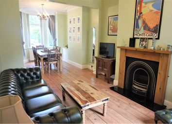 Thumbnail 2 bed terraced house to rent in Broom Avenue, Manchester