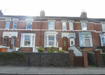 Thumbnail 3 bed terraced house to rent in Wootton Bassett Road, Swindon, Wilts