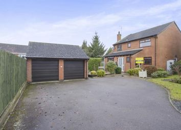 Thumbnail 4 bed property for sale in Johnson Close, Broughton Astley, Leicester, Leicestershire
