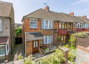 Thumbnail 3 bed semi-detached house for sale in Howard Avenue, Rochester