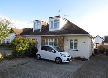 Thumbnail 3 bed property for sale in Spencer Gardens, Ashingdon, Rochford