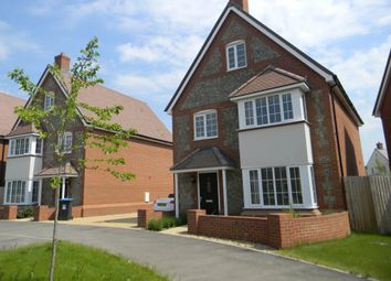 Thumbnail 5 bed detached house to rent in Elizabeth Ii Avenue, Berkhamsted