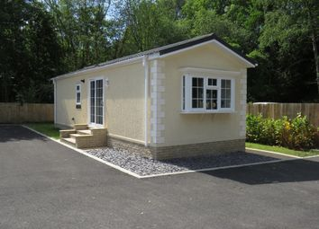 Thumbnail 1 bed mobile/park home for sale in Haggonfields Lane, Rhodesia, Worksop