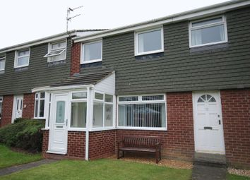 Thumbnail 3 bed terraced house for sale in Glenside, Ellington, Morpeth
